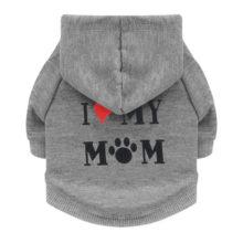 Small Dog Hoodie Sweatshirt