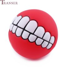 Teeth Ball Dog Toy